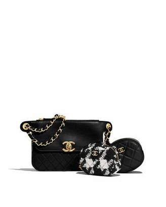 Chanel Waist Bag & Coin Purses