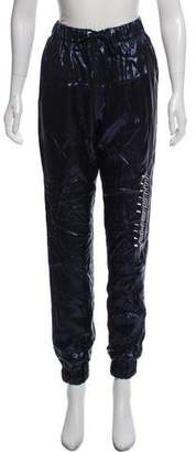 Misbhv Riviera High-Rise Joggers