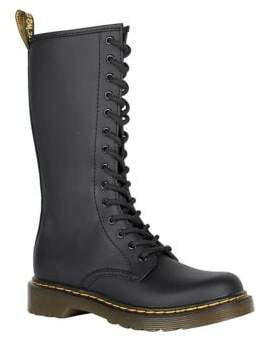 Dr. Martens Women's 1B99 Leather 14-Eye Boots