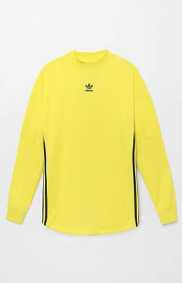 adidas Authentic Stripe Neon Long Sleeve Jersey