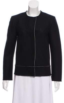 Calvin Klein Collection Structured Wool Jacket