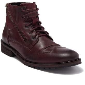 Vintage Foundry Harrison Wingtip Leather Boot