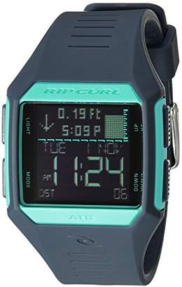 Rip Curl 'Maui' Quartz Plastic and Polyurethane Sport Watch