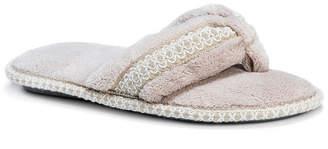Muk Luks Womens Darlene Slip-on Slippers