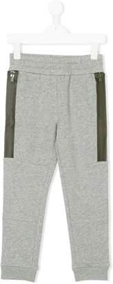 Stella McCartney zipped side pockets sweatpants