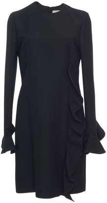 Valentino Black Short Gown