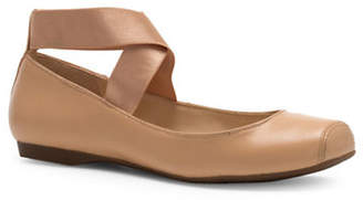 Jessica Simpson Mandalaye Elastic Ballet Flats
