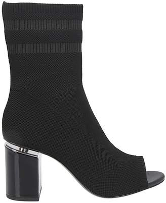 Alexander Wang Cat Ankle Boots