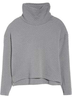 New Balance Heat Loft Funnel Neck Sweatshirt