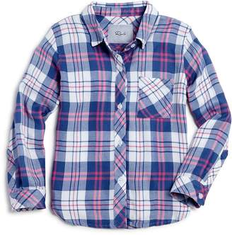 Rails Girls' Hudson Plaid Shirt