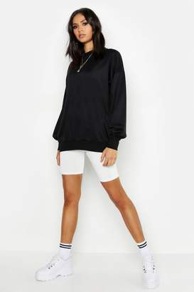 boohoo Tall Oversized Balloon Sleeve Sweat Top