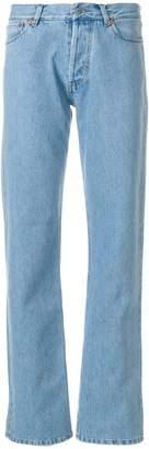 Couture Forte Dei Marmi embellished back boyfriend jeans
