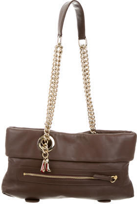 Christian Louboutin  Christian Louboutin Leather Shoulder Bag