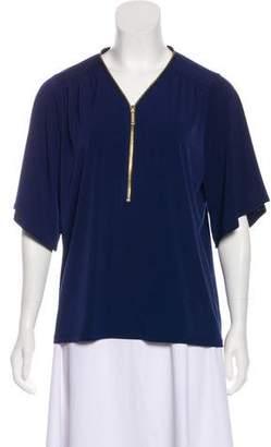 MICHAEL Michael Kors Short Sleeve Knit Top