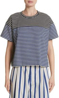 Sofie D'hoore Nautical Stripe Tee