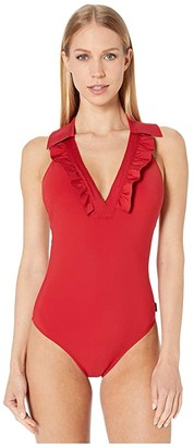44f1a65039 Shan Verona One-Piece Swimsuit - Soft Cups, Shelf Bra