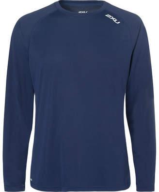 2XU X-VENT Mesh-Panelled Jersey T-Shirt