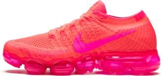 945495e71f9 WMNS Nike Air Vapormax Flyknit Hyper Punch Pink Blast