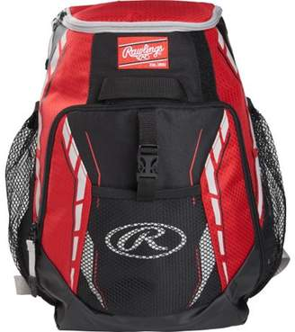 Rawlings Sports Accessories R400 Youth Players Baseball Backpack