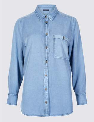 Marks and Spencer PETITE Long Sleeve Shirt