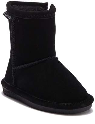 BearPaw Emma Side-Zip Genuine Wool Lined Boot (Toddler & Little Kid)