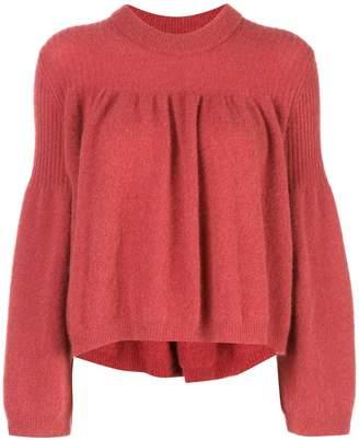 Designers Remix bell sleeved jumper