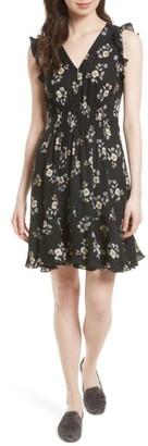 Women's Rebecca Taylor Kelsey Silk Sundress $350 thestylecure.com