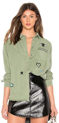 Lauren Moshi Sloane Button Up Shirt