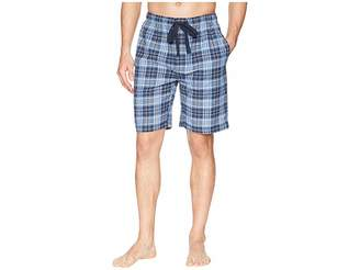 Jockey Yarn-Dye Broadcloth Sleep Shorts Men's Pajama