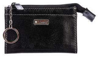 Fossil Coated Leather Coin Purse