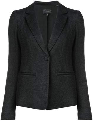 Emporio Armani Knit blazer