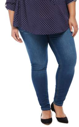 Motherhood Maternity Plus Size Secret Fit Belly Jegging Maternity Jeans