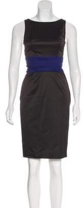 Paule Ka Knee-Length Sheath Dress