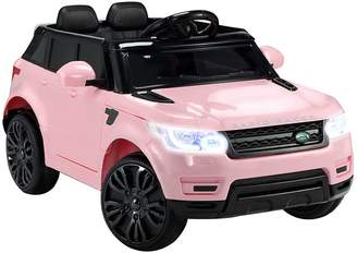 Big Fun Club Rapid Racer Kids' Ride-On Car, Pink