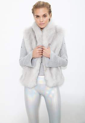 Generation Love Lita Faux Fur Vest