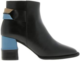 Paloma Barceló Heeled Booties Shoes Women