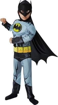Batman Deluxe Comic Book - Child's Costume
