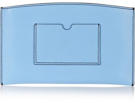 Reed Krakoff Atlantique mini color-block leather tote