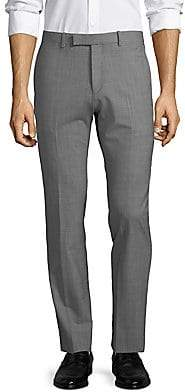 Theory Men's Marlo Modern Houndstooth Pants