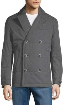 HUGO BOSS Camius Double-Breasted Jacket