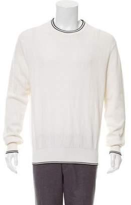 Tom Ford Silk Crew Neck Sweater