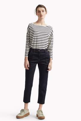 Great Plains Snoozy Blues Top Stitch Jeans