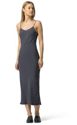Tommy Hilfiger Stripe Slip Dress