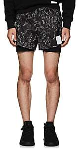 Satisfy Men's Short Distance Running Shorts - Black