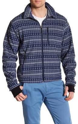 Hawke & Co Front Zip Fleece Jacket