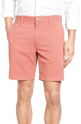 Men's Bonobos Stretch Washed Chino 7 Inch Shorts $78 thestylecure.com