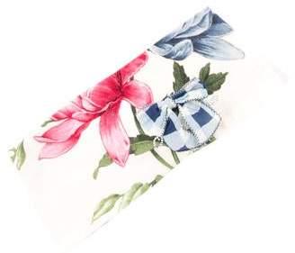 MonnaLisa Floral Print Woven Headband