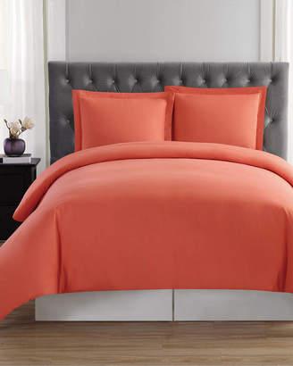 Truly Soft Everyday Orange Duvet Set