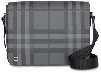 8dfe3b3d3348 Burberry Gray Men s Bags - ShopStyle