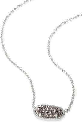 Kendra Scott Elisa Pendant Necklace in Silver